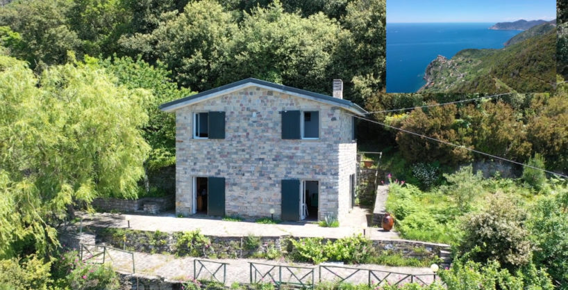 Cinque Terre · Country house with water view & large yard · SP-242